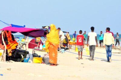 ソマリア リドビーチ