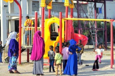 ソマリア 平和公園
