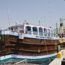 アラビア湾を渡ってソコトラ島へ。ダウ船の旅、始まる